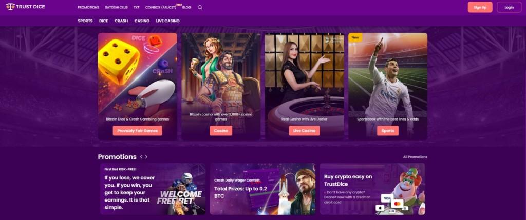 trust dice casino basics