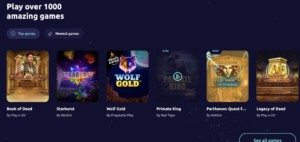 Best Spin Away Casino Games