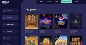 Play Spin Away Casino Slots