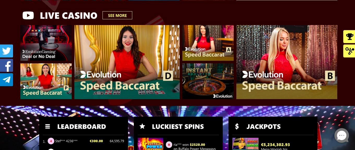 OG Casino Live