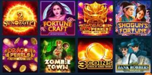AxeCasino Slot Games
