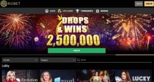 RioBet Casino Live Games