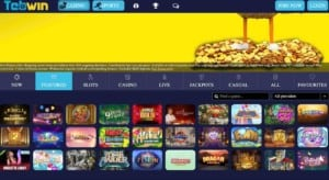 Games at TebWin Casino