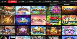 OReels Casino Games